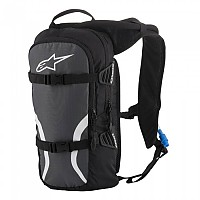 [해외]알파인스타 Iguana Hydration Backpack Black Anthracite White