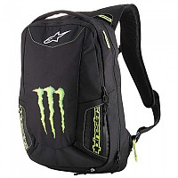 [해외]알파인스타 Monster Marauder 25L Black / Green