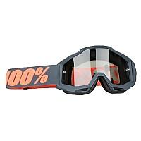 [해외]100% Goggle Accuri Gunmetal Sand