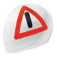 [해외]HELD Warning Triangle Helmet Bag White