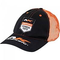 [해외]NEKEN Hat Black / Orange