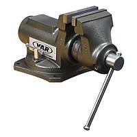 [해외]VAR Professional Bench Vise 125 mm Black