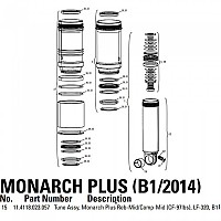 [해외]락샥 Kit Tune Monarch Plus MM 320