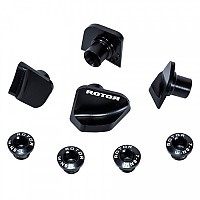 [해외]ROTOR Road Spacer Kit 24 mm Black