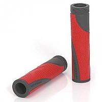 [해외]XLC Bar Grips Sport Bo GR S18 Red / Grey