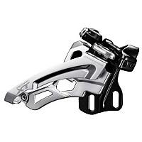 [해외]시마노 XT FD-M8000 Type E Black / Silver