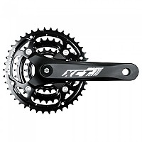 [해외]SR Suntour Crank Set XCT JR T202 Black
