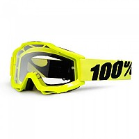 [해외]100% Goggle Accuri Fluo Yellow