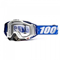 [해외]100% Goggle Racecraft Cobalt Blue