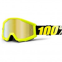 [해외]100% Strata Junior Neon Yellow