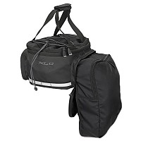 [해외]XLC Carrier Bag More BA S64 For XLC System Luggage Carrier / Black / Anthracite