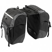 [해외]XLC Double Bag Carry More 30L Black / Anthracite