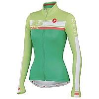 [해외]카스텔리 Palma Woman Jersey Fz Green / Lime
