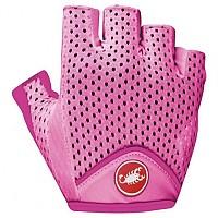 [해외]카스텔리 Tesoro W Glove Pink Fluo / Rasperry