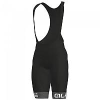 [해외]ALE Frequenza Bib Shorts Black / White