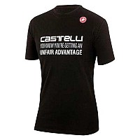 [해외]카스텔리 T-shirt Advantage Black