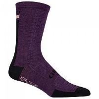[해외]지로 HRC Plus Merino Dusty Purple / Black