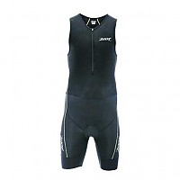 [해외]ZOOT Performance Tri Racesuit Black / Pure Yellow
