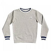 [해외]퀵실버 Wilson Pomy Crew Youth Light Grey Heather