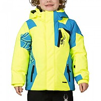 [해외]SPYDER Mini Challenger Boys Bryte Yellow / Electric Blue / Black