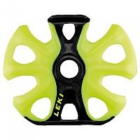 [해외]레키 ALPINO Big Mountain Binding Basket 2K Black / Neon Yellow
