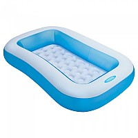 [해외]인텍스 Rectangular Baby Pool Blue