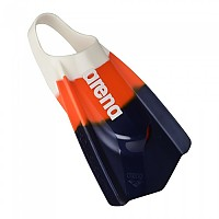 [해외]아레나 Powerfin Pro White / Orange