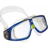 [해외]아쿠아스피어 Seal 2.0 Dark Lenses Clear / Blue