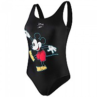 [해외]스피도 Mickey Placement U Back Black / Red