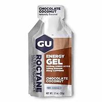 [해외]GU Roctane Energygrel Display Chocolate Coconut 32gr x 24 Units
