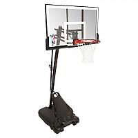 [해외]스팔딩 NBA Gold Portable Transparent