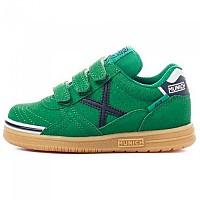[해외]무니치 G3 Profit Velcro IN Green / Navy / White / Brown