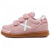 [해외]무니치 G3 Profit Velcro IN Pink / White / Brown