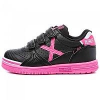 [해외]무니치 G3 Profit Velcro IN Black / Pink