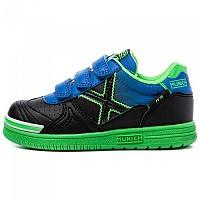 [해외]무니치 G3 Velcro IN Black / Green / Blue