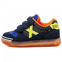[해외]무니치 G3 Glow Velcro IN Black / Blue / Yellow / Orange