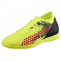 [해외]푸마 Future 18.4 TT Fizzy Yellow / Red Blast / Puma Black