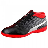 [해외]푸마 One 18.4 IT Puma Black / Puma Silver / Red Blast