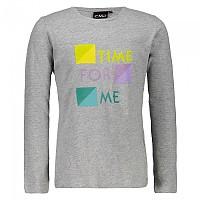 [해외]CMP Girl T-Shirt Silver Melange