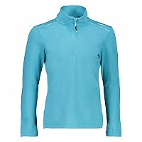 [해외]CMP Girl Sweat Turquoise Melange