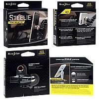 [해외]NITE IZE Steelie Vent Mount Kit Chrome