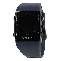 [해외]OREGON SCIENTIFIC Tracker Digital Compass Watch 410780 Blue