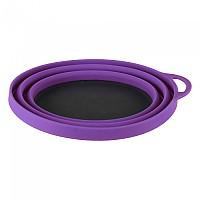 [해외]LIFEVENTURE Silicone Ellipse Bowl Purple