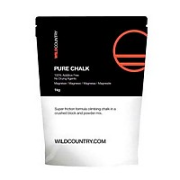 [해외]WILDCOUNTRY Pure Chalk Pack 1 kg White
