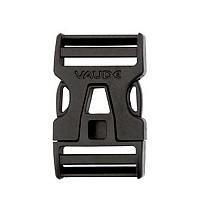 [해외]바우데 Steckschnalle 20 mm 듀얼 Adjust Black