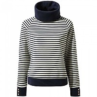 [해외]크래그호퍼 Clova Roll Neck Blue Navy / Blue Navy Stripe
