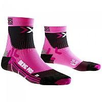 [해외]엑스 바이오닉 Biking Pro Socks Fucsia / Black