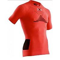 [해외]엑스 바이오닉 Effektor Biking Powershirt S/S Red / Black