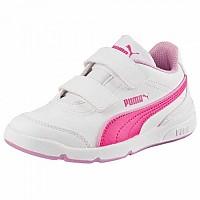 [해외]푸마 Stepfleex FS SL V PS White / Pink