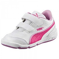 [해외]푸마 Stepfleex FS SL V White / Pink